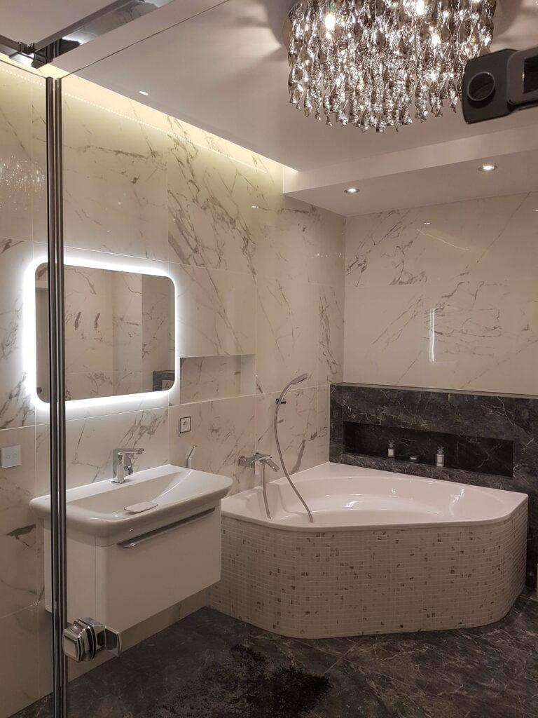 Realizacje łazienek