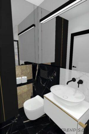 Wizualizacj - łazienka mała - 1_14